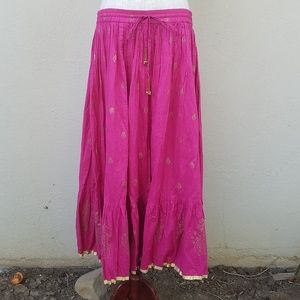 prominence Skirts - Indian maxi skirt